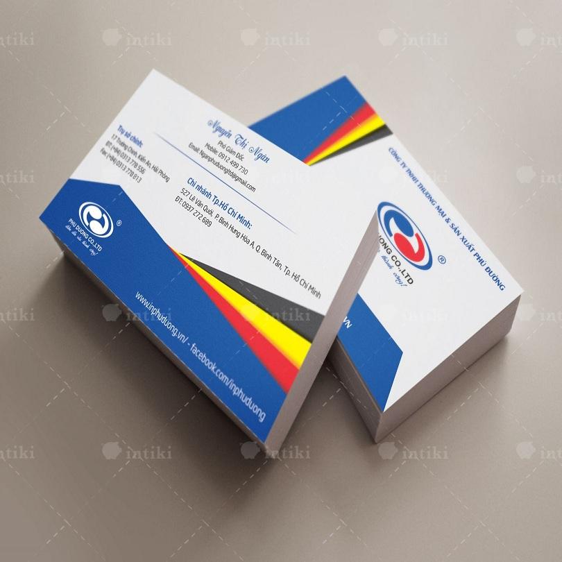 Card Visit la gi - In card visit và những nét cơ bản bạn nên biết