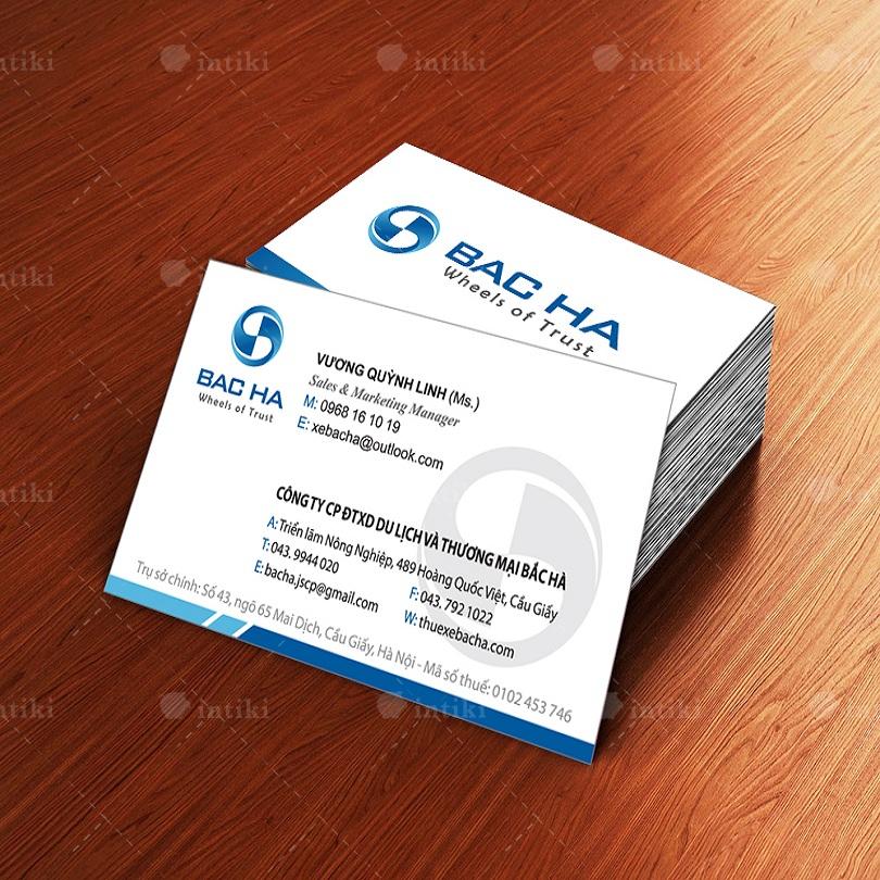 Co nhung loai card visit nao dang duoc ua chuong hien nay - In card visit và những nét cơ bản bạn nên biết