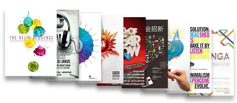 Poster thu hut khach hang - Khám phá Poster là gì? Và những vấn đề liên quan đến dịch vụ in poster