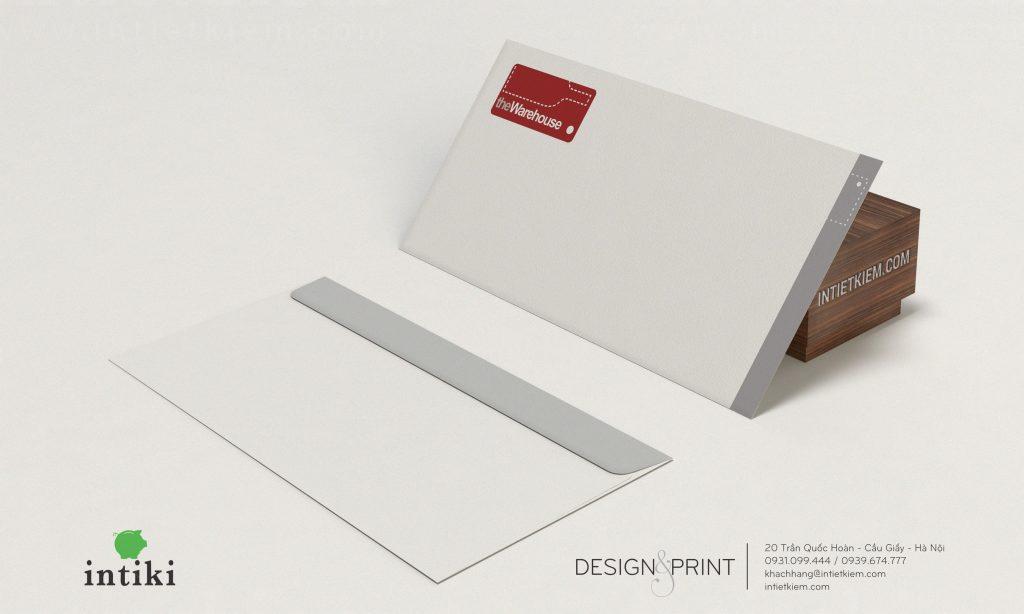 Chắt lọc thông tin khi đưa vào phong bì thư