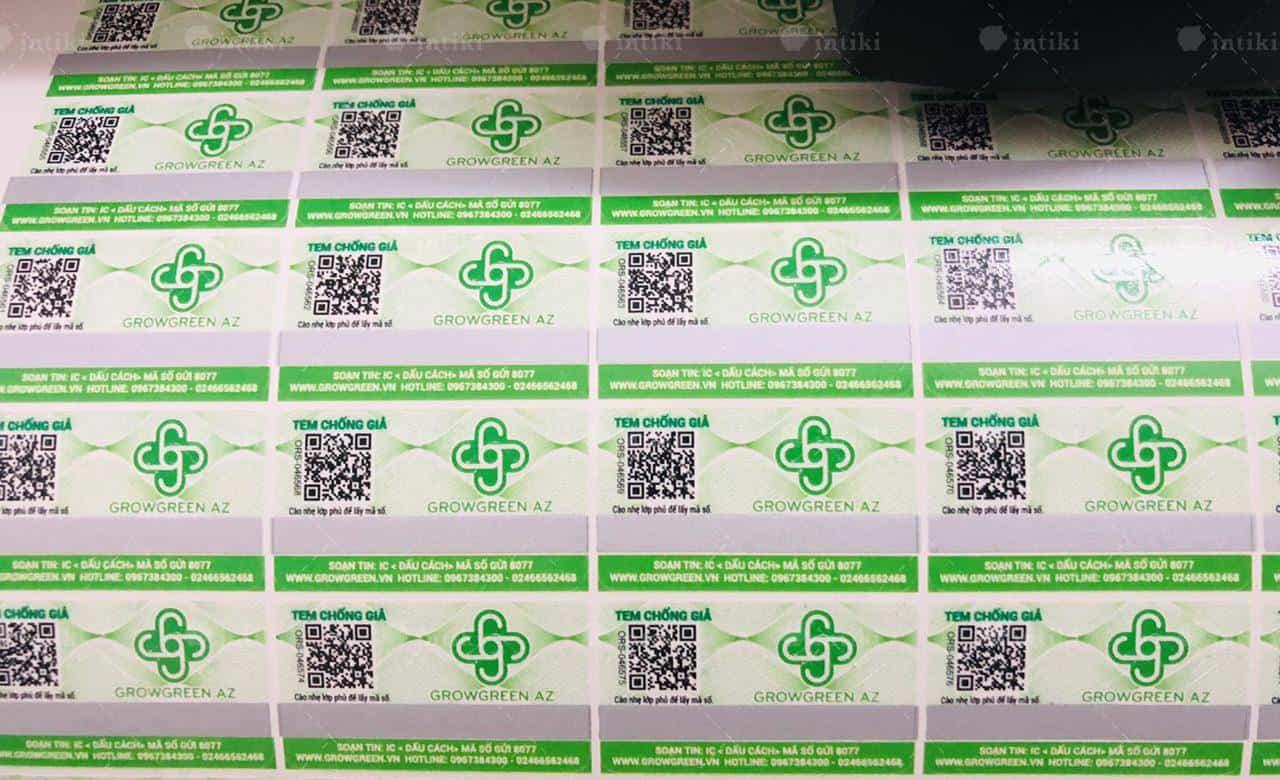san xuat tem qrcode - Đâu là địa chỉ in dữ liệu biến đổi đáng tin cậy tại Hà Nội?