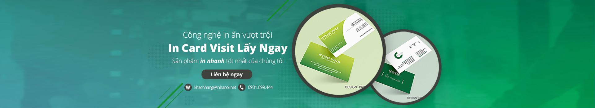 Công ty In Hà Nội - slide